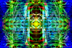 Set My Soul Free Spiritual Enlightment And Healing Artwork